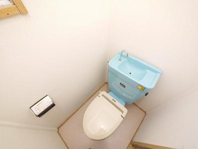 【トイレ】パナハイツ大宮