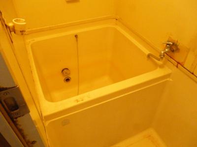 【浴室】椿ハイツ