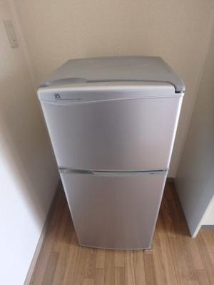 西中新田 えとあタウンA 1K 冷蔵庫