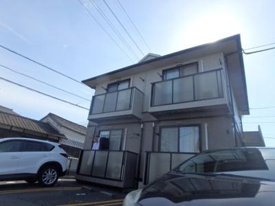 西中新田 えとあタウンA 1K 駐車場