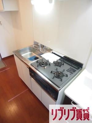 【キッチン】ハウスレオーネ