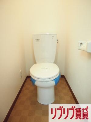 【トイレ】ハウスレオーネ
