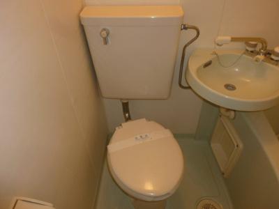 【トイレ】菅栄町マンション