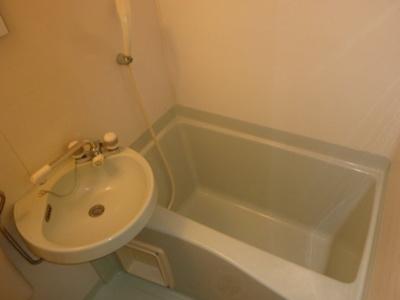 【浴室】菅栄町マンション