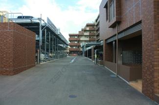 駐車場もあります