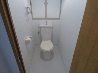 【トイレ】レーラッハアインス