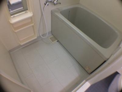 【浴室】ルッツ平野