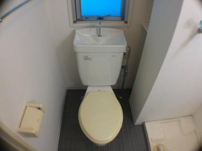 【トイレ】ルッツ平野