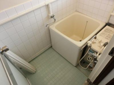 【浴室】プレミス大山