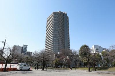 【外観】リーデンスタワー高層棟