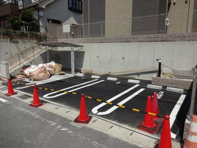 【駐車場】シェーネハイム鹿の子