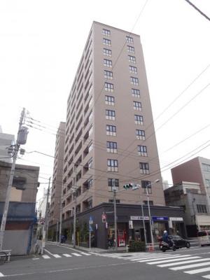 【外観】ザ・パークハウス上野