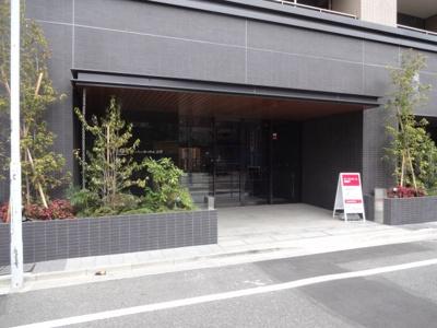 【エントランス】ザ・パークハウス上野