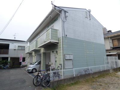 【外観】ドミール山脇 スモッティー阪急茨木店