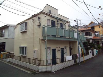 【外観】Apple House三ツ沢南町