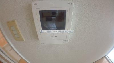 【セキュリティ】グローリア八戸ノ里