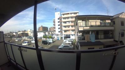 【展望】グローリア八戸ノ里