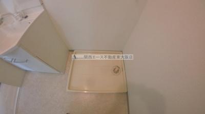 【洗面所】グローリア八戸ノ里