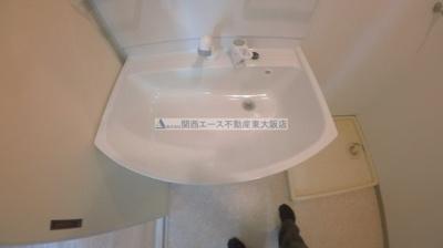 【独立洗面台】グローリア八戸ノ里