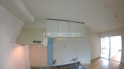 【キッチン】グローリア八戸ノ里