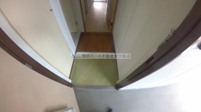 【玄関】グローリア八戸ノ里