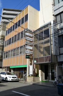 【外観】堺東駅から6分!事務所4階B!約15.12坪!堺市役所すぐ