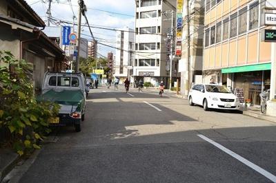 【周辺】堺東駅から6分!事務所4階B!約15.12坪!堺市役所すぐ
