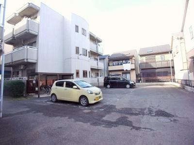 【駐車場】サンハイツ2