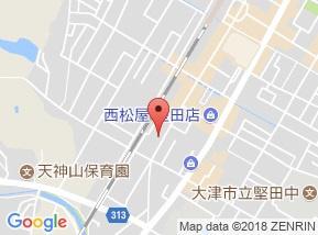 【地図】MハイツⅡ