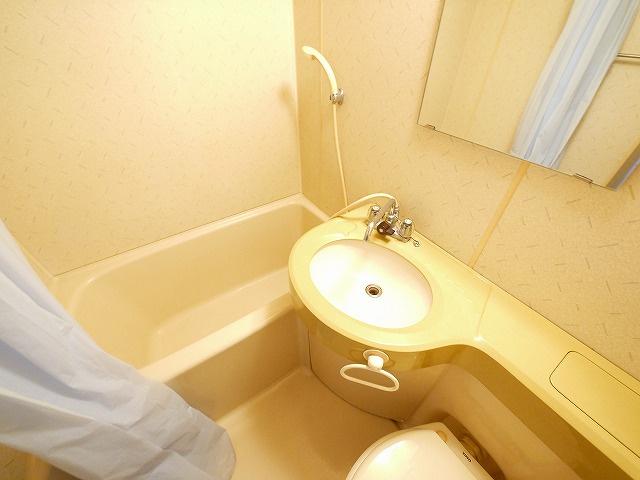 手洗い場もありますよ。