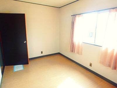 【寝室】上島コーポ B