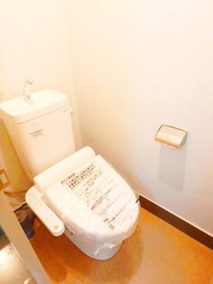 【トイレ】上島コーポ B