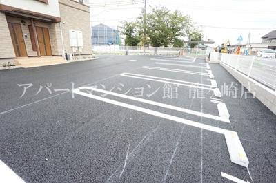 【駐車場】ルーエⅢ