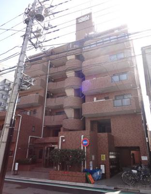 【外観】ライオンズマンション東日暮里第2