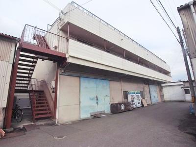 【外観】トモエハイツ7号館