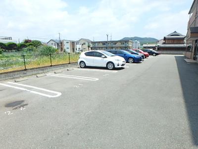 【駐車場】シャルマンプレイス