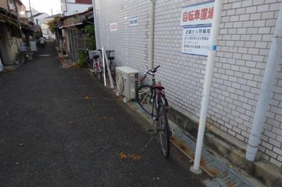 【駐車場】近畿ビル