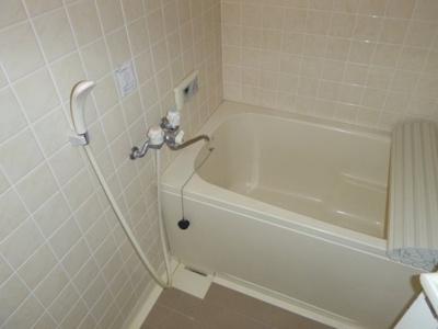 【浴室】ブルーエス