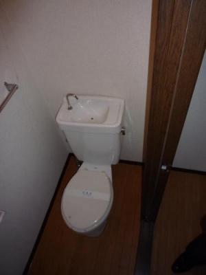 ファミーユ都賀のトイレ