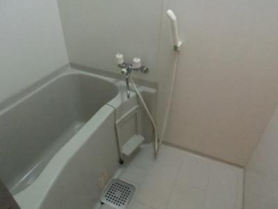 【浴室】オリンピアハイツ