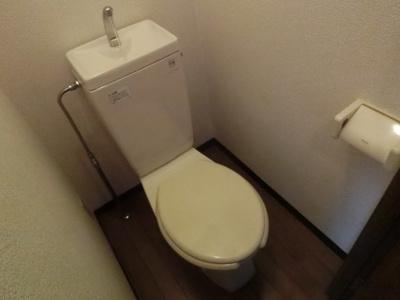 【トイレ】オリンピアハイツ