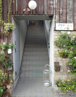 【エントランス】マリアージュ三ノ輪