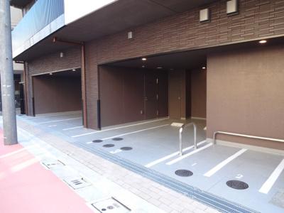 【駐車場】パークアクシス上野松が谷
