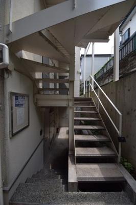 【エントランス】グランエッグス文京大塚S
