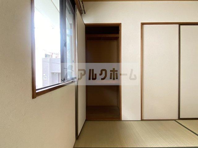 セジュール高井(柏原市安堂町) 脱衣スペース