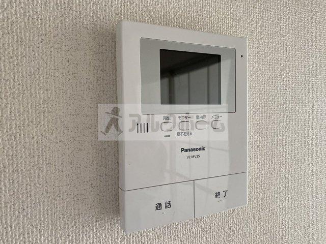セジュール高井(柏原市安堂町) TVインターホン