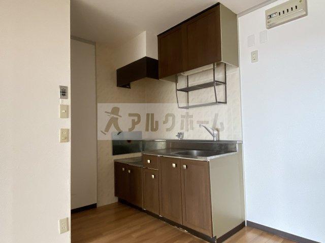 セジュール高井(柏原市安堂町) キッチン