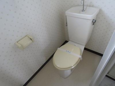 【トイレ】グランディールイバラキ