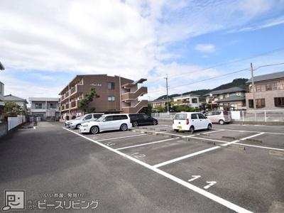 【駐車場】ANEX北浜