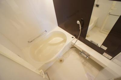 【浴室】レジディア都島Ⅰ
